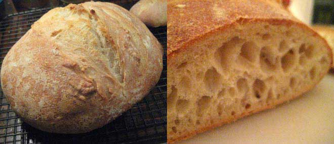 Boule and Crumb Shot