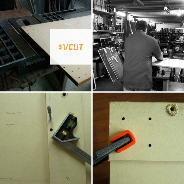 No table saw? No problem. Ace is the place!