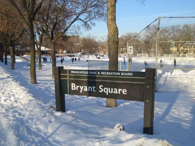 Bryant Square Park