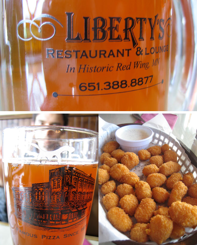 The Beers. The Cheesecurds.