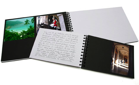 Clairefontaine Travel Journal & Scrapbook
