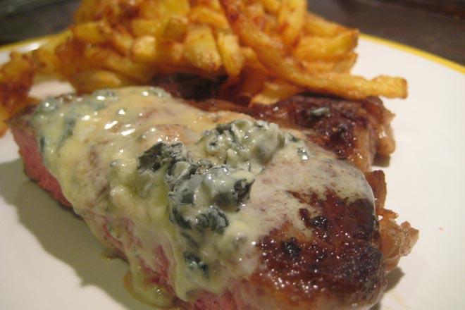 Steak > CI Fries
