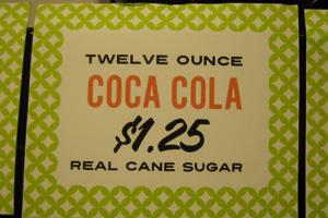 COCA COLA $1.25