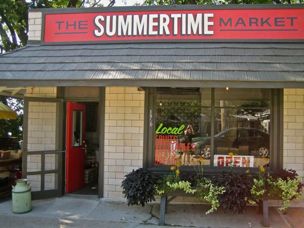 The Summertime Market