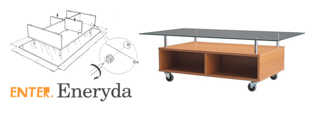 IKEA's Eneryda coffee table